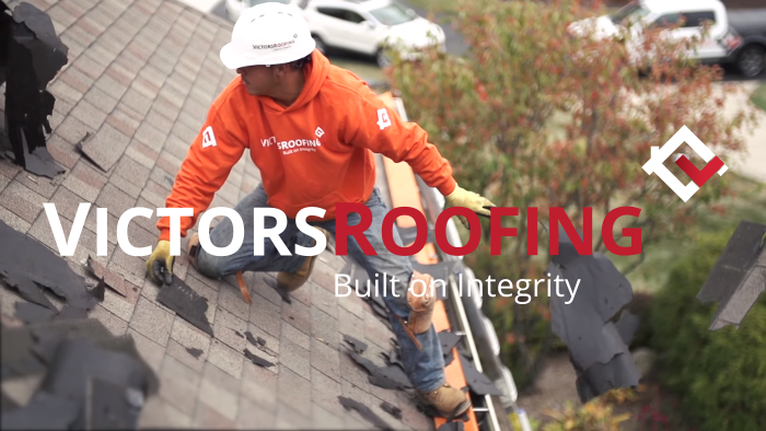 link to Victor's Roofing