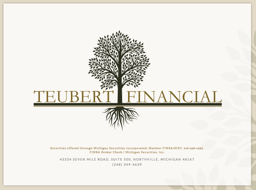 Tuebert Financial Address