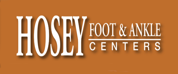 Hosey Foot and Ankle Centers Logo