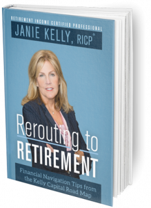 Rerouting to Retirement book cover
