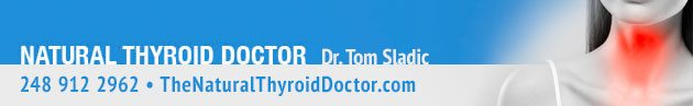 Natural Thyroid Doctor - Tom Sladic