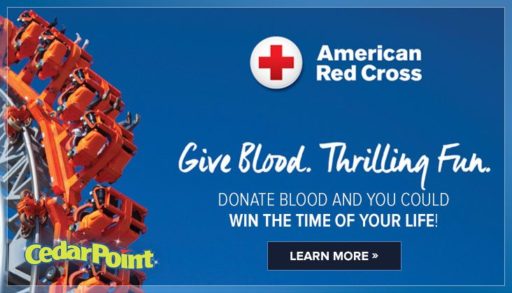 WMUZ Blood Drive - You Could Win